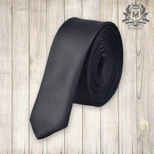 Falcon's koromfekete nyakkendő