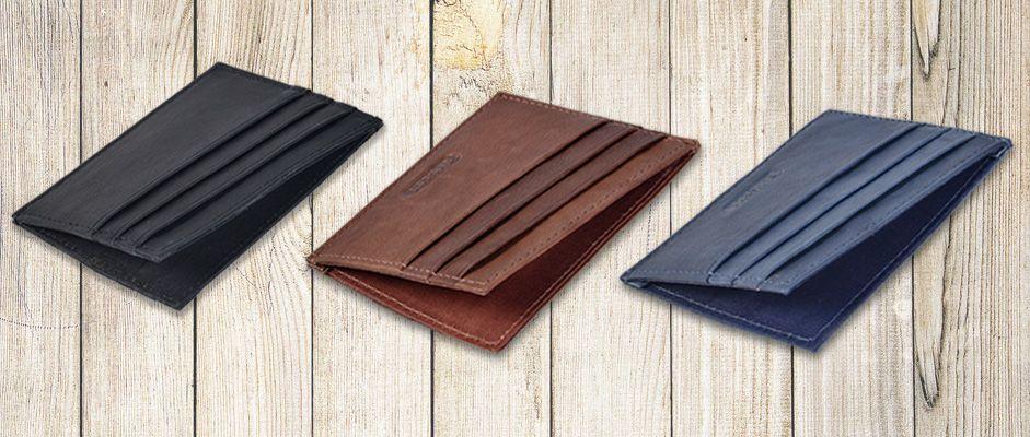 A pénztárcák és a kártyatartók leggyakoribb színe a fekete 21ded706ae